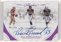 Bill Romanowski #/4