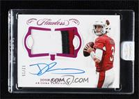 Josh Rosen [Uncirculated] #/15