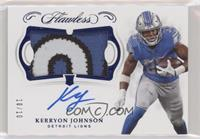 Kerryon Johnson /10