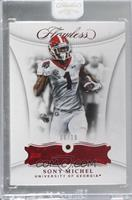 Sony Michel [Uncirculated] #6/10