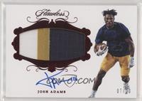 Josh Adams #/20