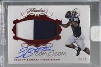 Saquon Barkley [Uncirculated] #/20