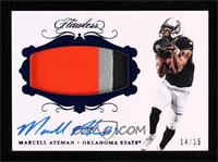 Marcell Ateman [Noted] #/15