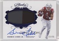 Simmie Cobbs Jr. #/15