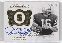Jim Plunkett #/25