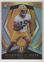 Rookies - Equanimeous St. Brown /49