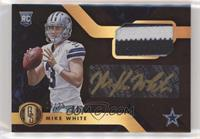 Rookie Jersey Autographs Prime - Mike White /25