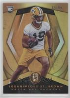 Rookies - Equanimeous St. Brown /99