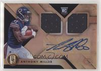 Rookie Jersey Autographs Double - Anthony Miller #/75
