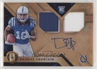 Rookie Jersey Autographs Double - Daurice Fountain /75