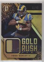 Todd Gurley II [EX to NM] #/49