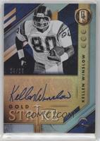 Kellen Winslow /25