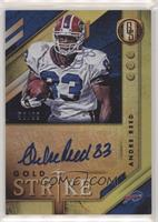 Andre Reed #/99