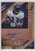 Willis McGahee #/99