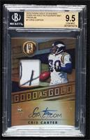 Cris Carter [BGS 9.5 GEM MINT] #/1