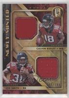 Calvin Ridley, Ito Smith /199
