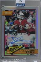 Josh Rosen [Uncirculated] #/49