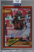Nick Chubb [Uncirculated] #/10