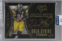 Jerome Bettis [Buy Back] #/4