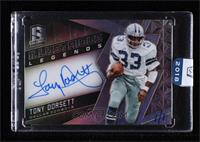 Tony Dorsett [Buy Back] #/1
