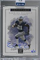 Ezekiel Elliott /11 [Buy Back]