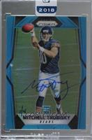 Mitchell Trubisky [Buy Back] #/4