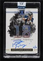 Peyton Manning [Buy Back] #/2