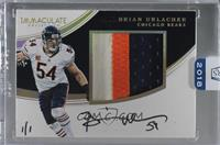 Brian Urlacher [Buy Back] #/1