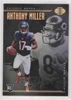 Anthony Miller, Willie Gault #/25