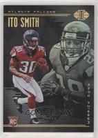 Warrick Dunn, Ito Smith #/25