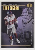 Evan Engram, Jeremy Shockey #/25