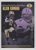 Alvin Kamara, Ricky Williams /25