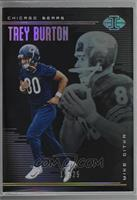 Mike Ditka, Trey Burton [Noted] #/25