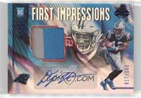 First Impressions Autograph Memorabilia - DJ Moore #/100