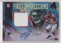 First Impressions Autograph Memorabilia - Ito Smith #/100