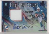 First Impressions Autograph Memorabilia - Mike Gesicki #/100
