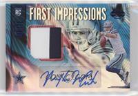 First Impressions Autograph Memorabilia - Mike White #/75