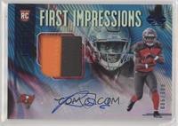 First Impressions Autograph Memorabilia - Ronald Jones II #/100