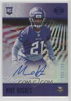 Rookie Signs - Mike Hughes #/100
