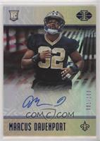 Rookie Signs - Marcus Davenport #/100