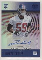 Rookie Signs - Lorenzo Carter #/100