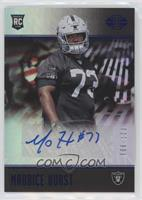 Rookie Signs - Maurice Hurst #/100