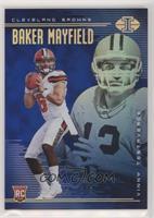 Baker Mayfield, Vinny Testaverde #/249