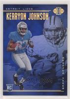 Kerryon Johnson, Barry Sanders #/249