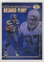Rashaad Penny, Shaun Alexander #/249