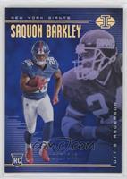 Ottis Anderson, Saquon Barkley #/249