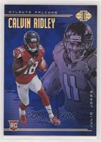 Julio Jones, Calvin Ridley #/249