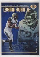 Leonard Fournette, Fred Taylor #/249
