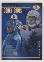 Corey Davis, Randy Moss [EXtoNM] #/249