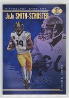 Hines Ward, JuJu Smith-Schuster #/249